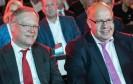 Stephan Weil und Peter Altmaier auf der Cebit 2018