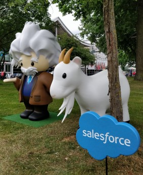 Salesforce-Einstein