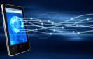 Mobiler Browser auf dem Smartphone