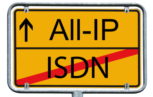 All-IP löst ISDN ab