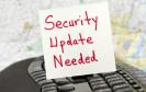 Security Update Needed