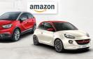 Opel Adam und Crossland X auf Amazon