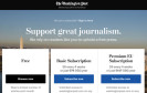 Washington Post Subscriber