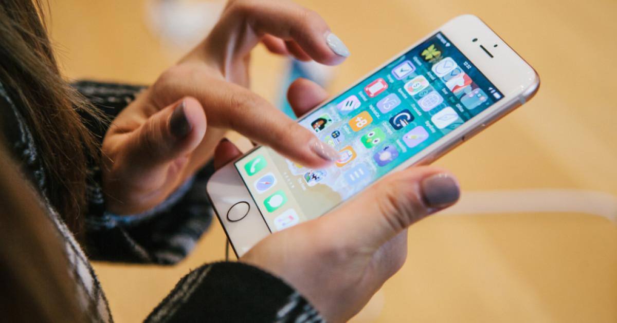 Beim Iphone