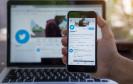 Twitter auf Handy und Notebook