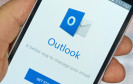 Outlook-App auf dem Smartphone