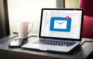 E-Mail am Notebook
